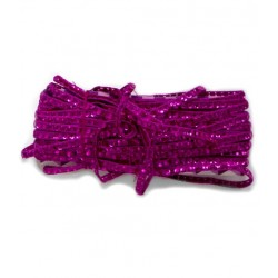 R. E. Larsen - Purple Sequin Ribbon