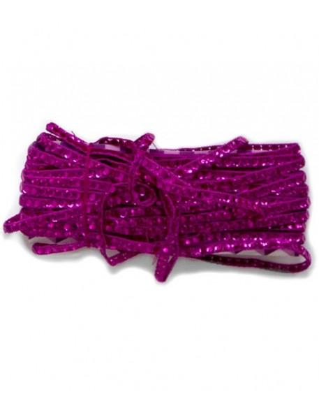 R. E. Larsen - Purple Sequin Ribbon
