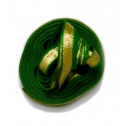 R. E. Larsen - Green & Gold Ribbon