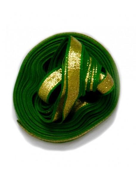 R. E. Larsen - Green & Gold Ribbon
