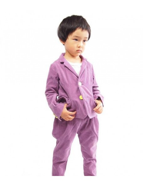 6a - pantalon velours jodhpur parme franky grow