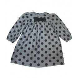 6y - misha lulu dottie dress