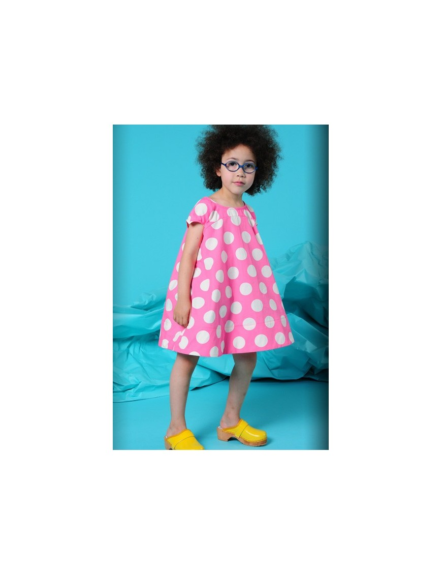 4Y - BODEBO - Mana Dress - pink