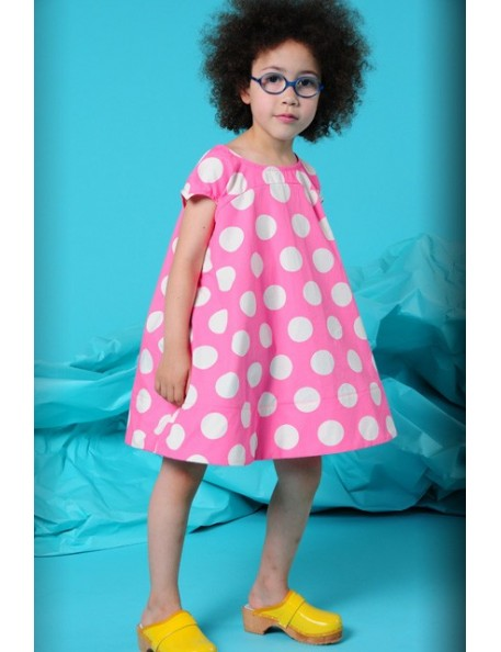 4Y - BODEBO - Mana Dress - pink
