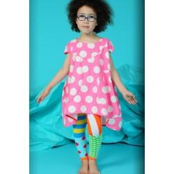 bodebo leona dress - pink