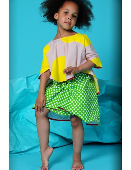 4Y - BODEBO Tilda Skirt - green