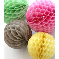 OMM - Set de 4 Honeycombs (boîte jaune)