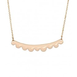 Titlee - Ivory Mulberry Necklace