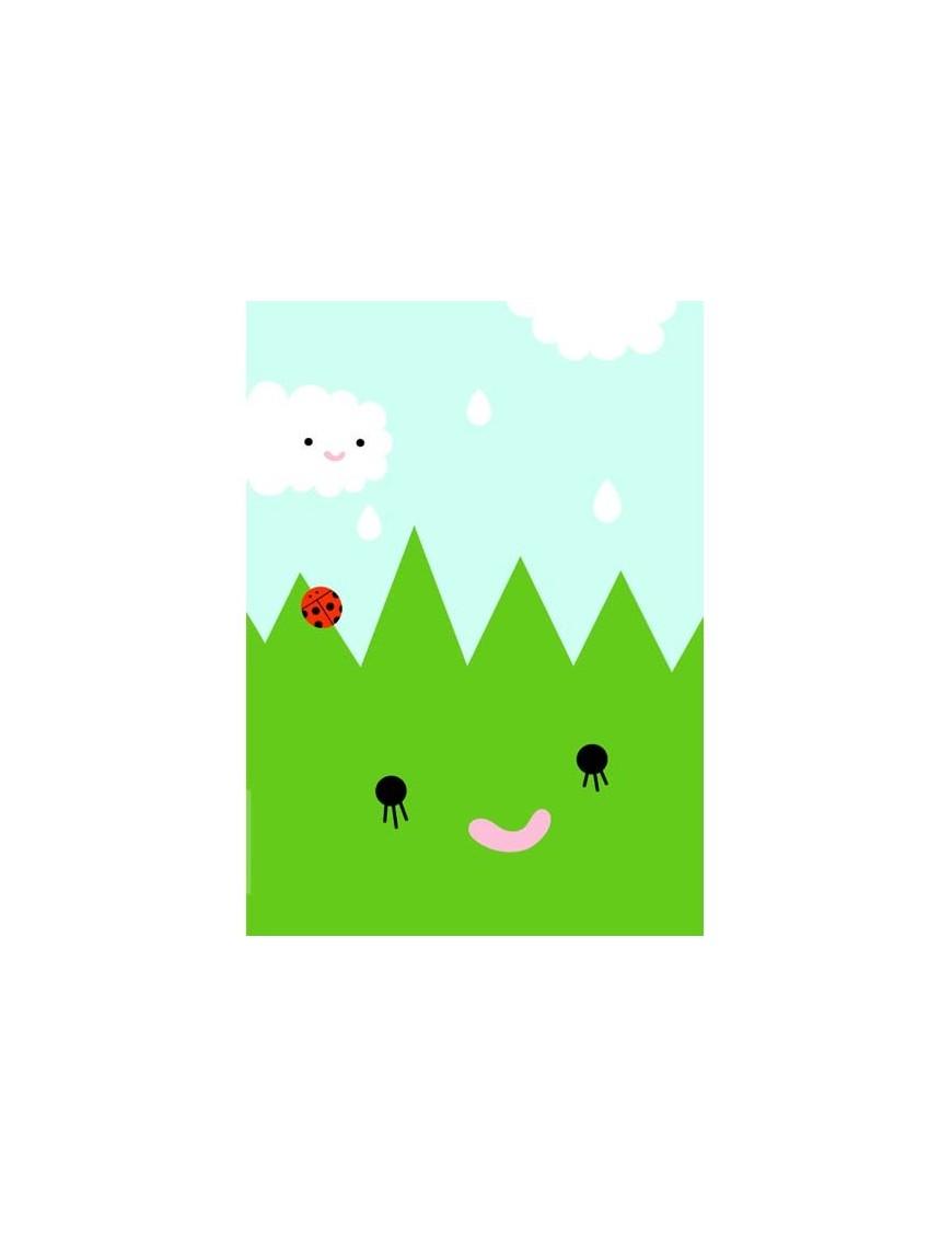 NOODOLL - Grass print