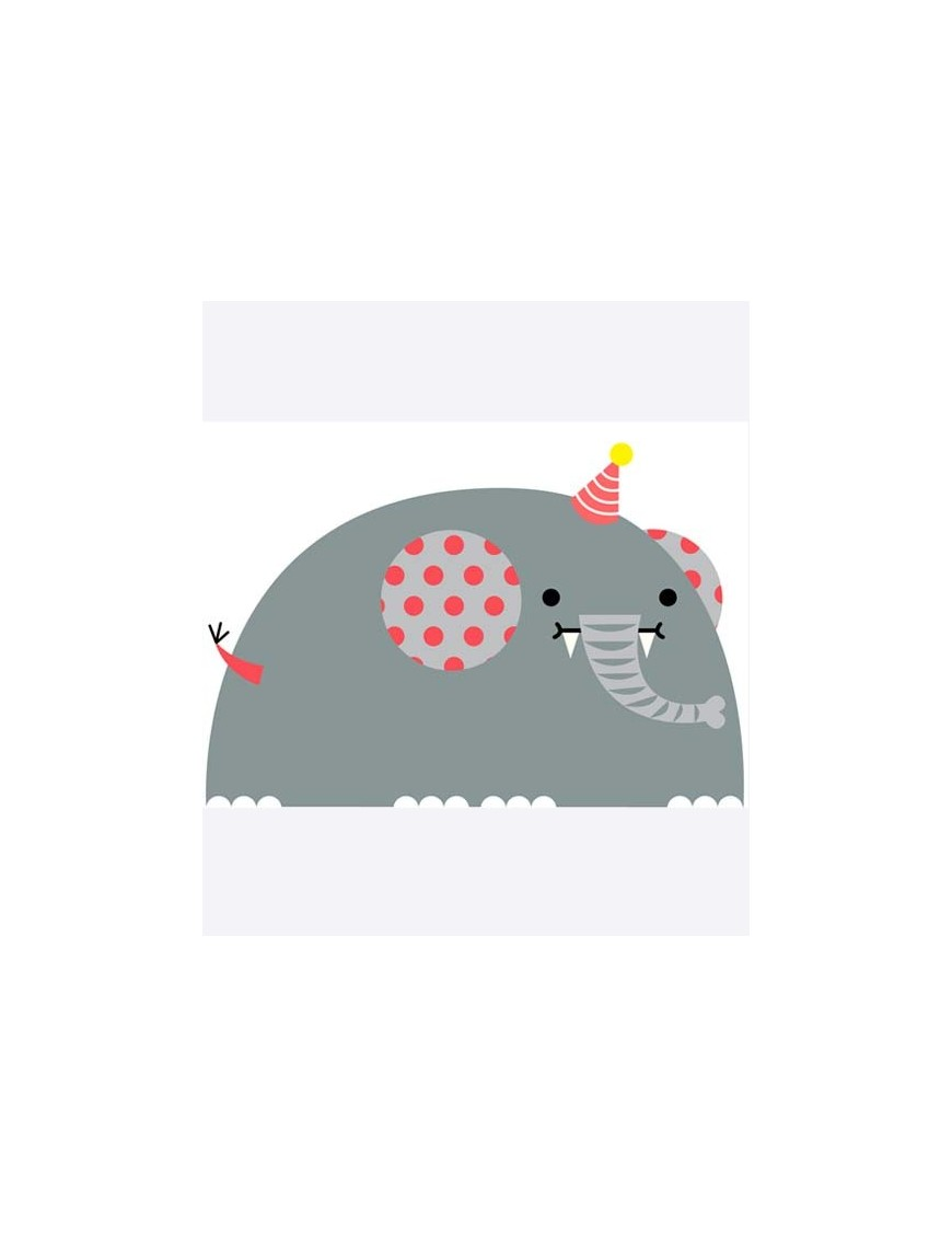 NOODOLL - Elephant print