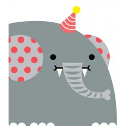 noodoll elephant print