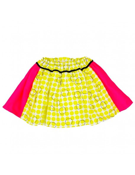 FRANKY GROW - Dotty Skirt