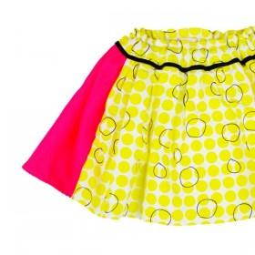 FRANKY GROW - Dotty Skirt