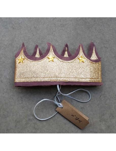 Numero 74 Glitter Princess crown