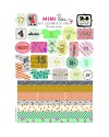 Mimi'Lou - Advent Calendar Stickers Kit