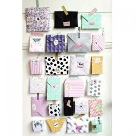 Mimi'Lou - Advent Calendar Stickers Kit