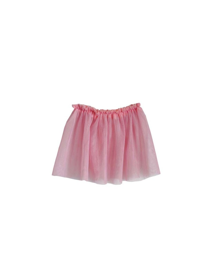 maileg pink tulle skirt for bunny doll (4 sizes)