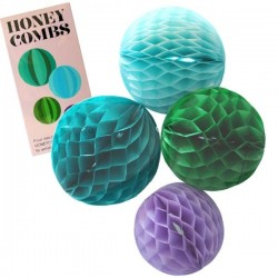 OMM Honeycombs - Set of 4 pcs (pink box)