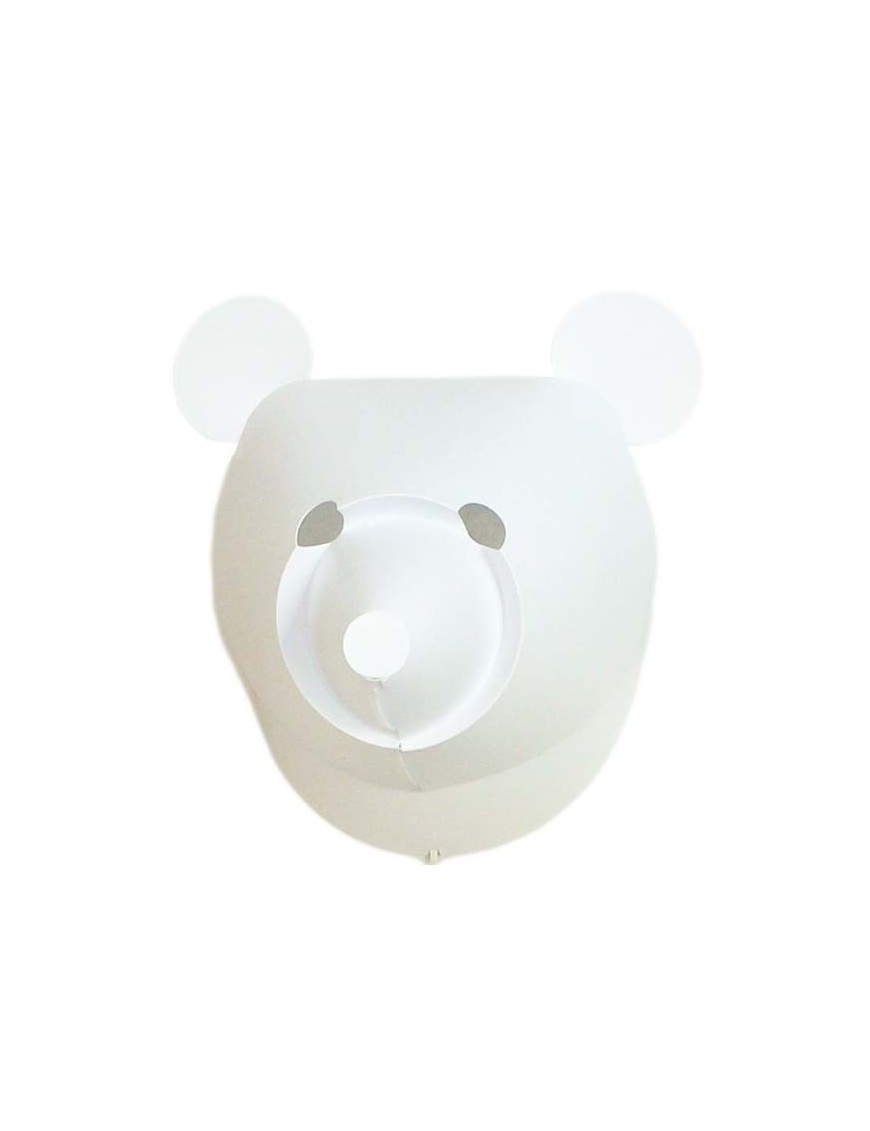 lampe applique murale ours zoolight