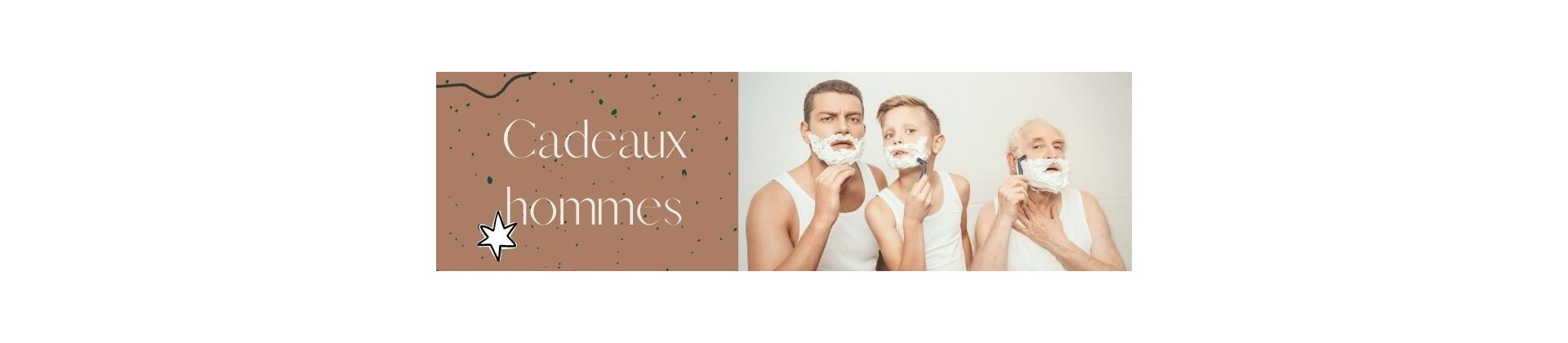 Gifts for men : best gift ideas for him from France