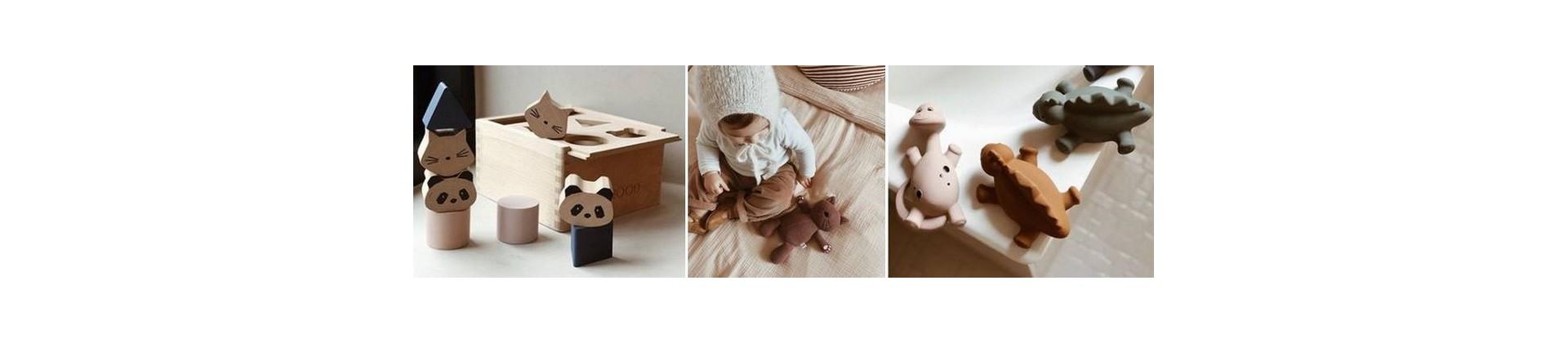 Jouets bébé - les meilleurs jeux et jouets d'éveil