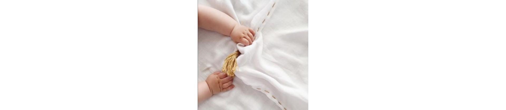 Couverture bébé - vente en ligne linges de lit bébé