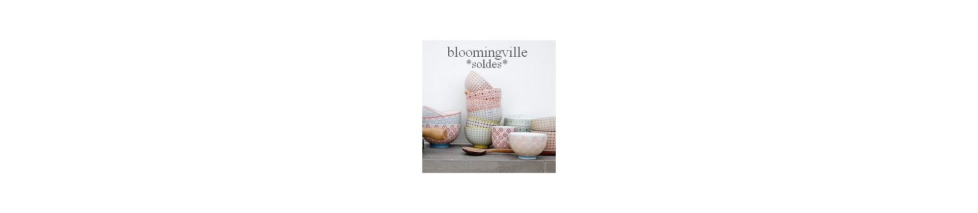 soldes bloomingville -  vaisselle scandinave, tasses, bols, pots, saladiers