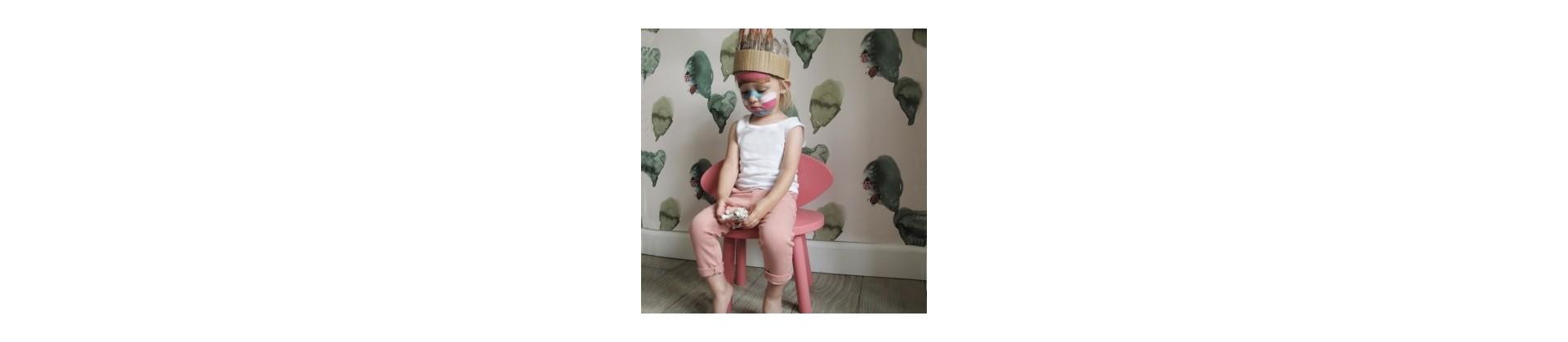 Chaises design pour bébés & enfants : trouvez la chaise idéale pour une chambre d'enfant