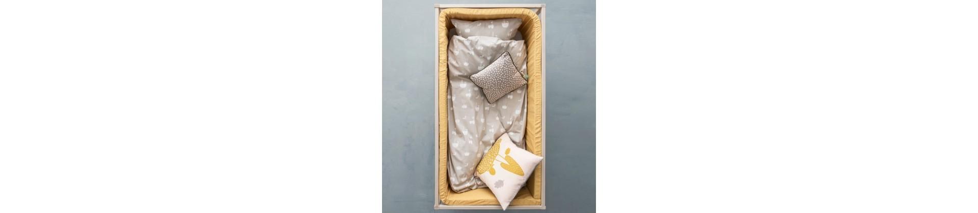 Tours de lit bébé fille ou garçon - linges de lit bébé en ligne