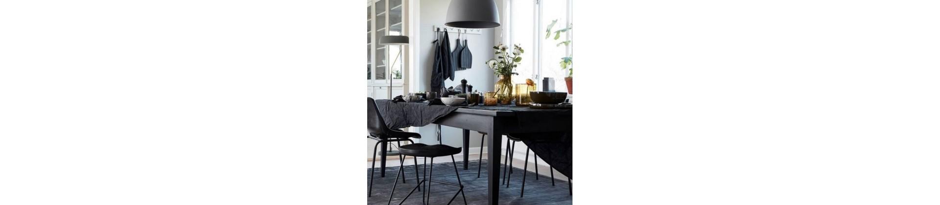 déco noir : meubles, objets déco