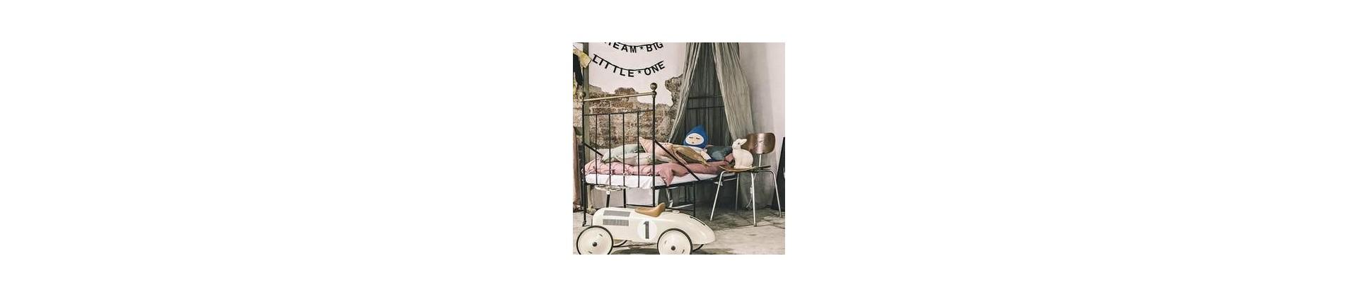 Linge de lit bébé - décoration chambre bébé