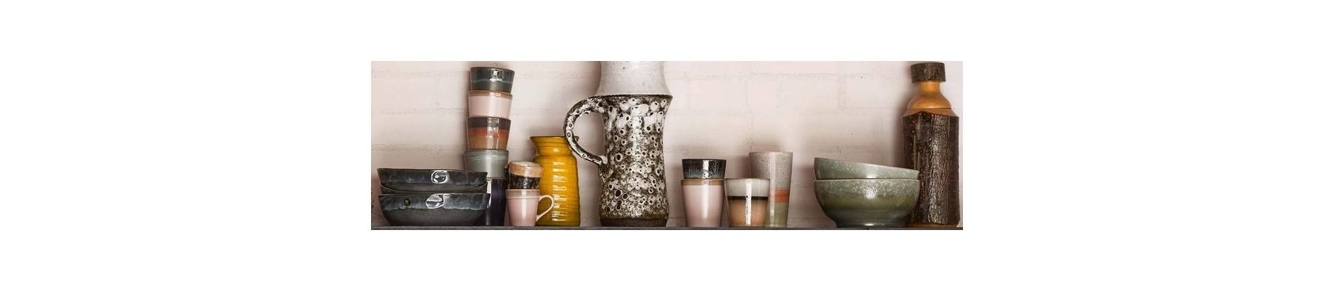 Vaisselle design : vaisselle scandinave, vaisselle vintage & tendance