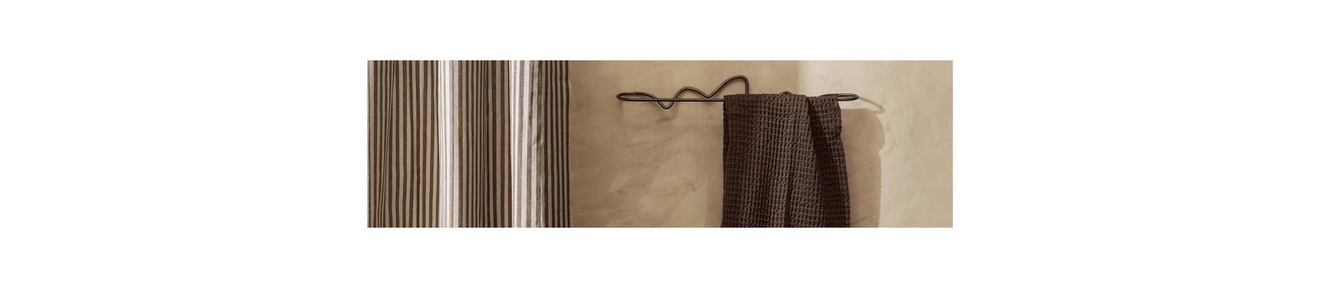 Accessoires design pour la salle de bain