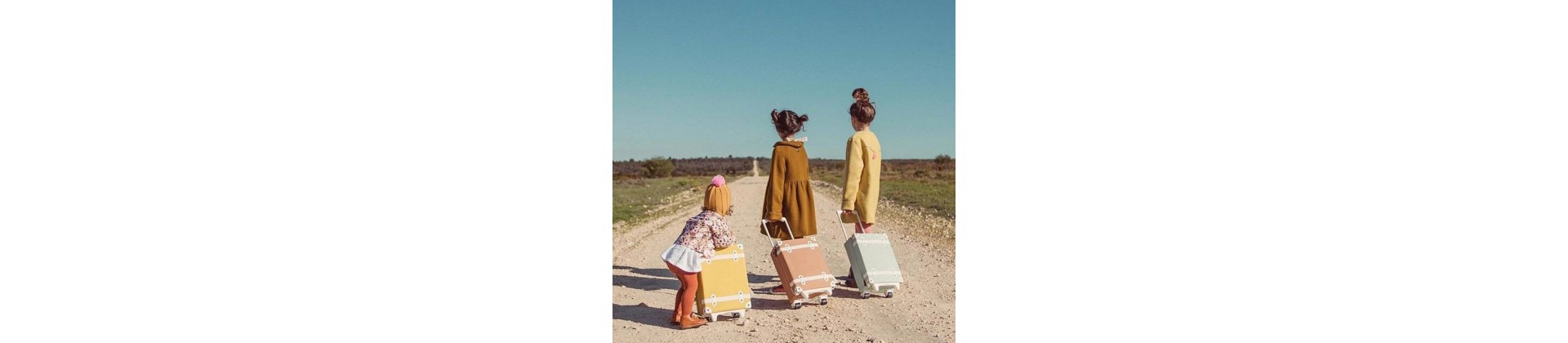 Sac de voyage et valise enfant