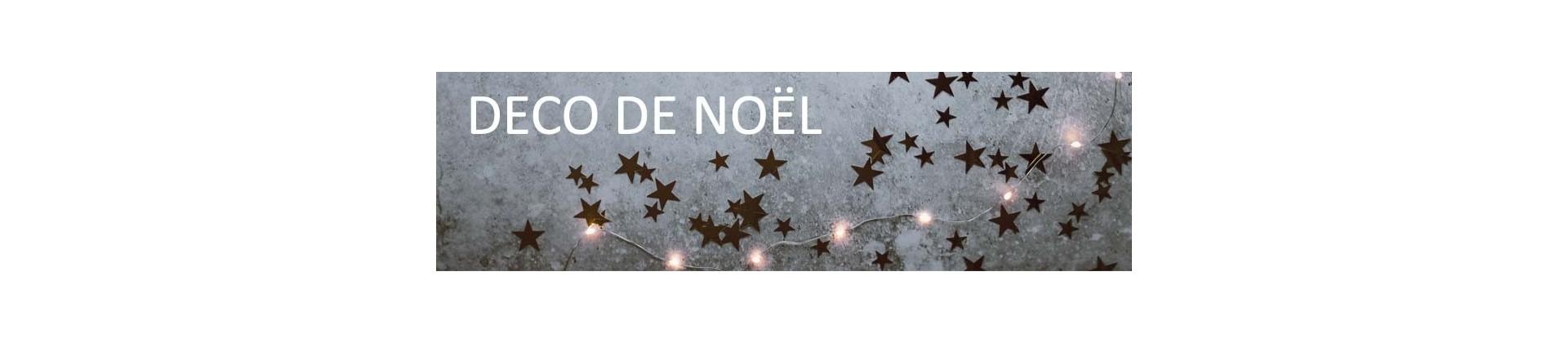 Déco de Noël : choix de décoration Noël 2020