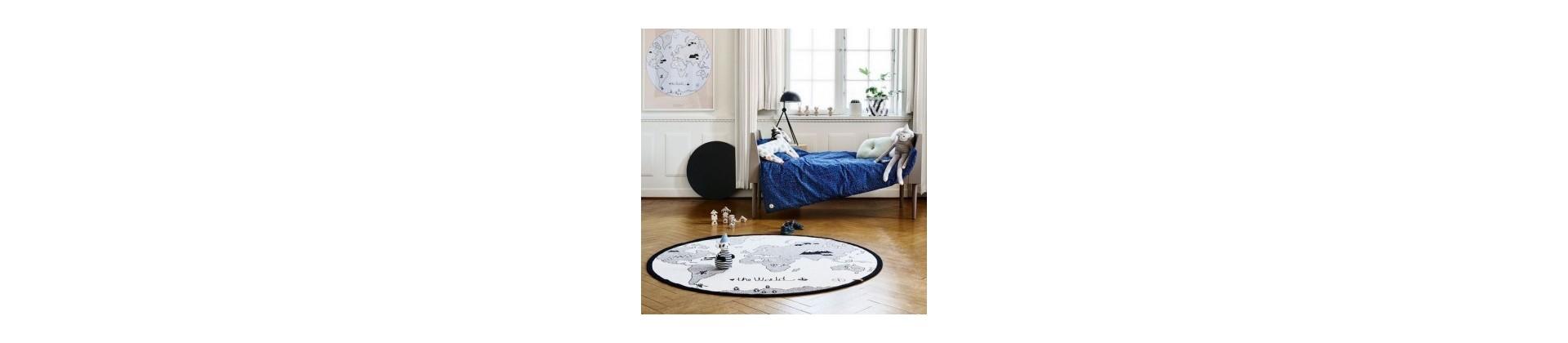 Mobilier chambre bébé et enfant - Décoration design et scandinave