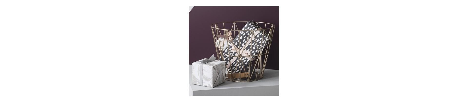 Emballages cadeaux : tout pour réaliser de jolis paquets